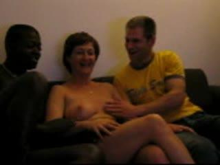my wife with blacks